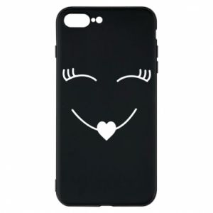 Phone case for iPhone 7 Plus Smiling face