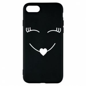 Phone case for iPhone 8 Smiling face