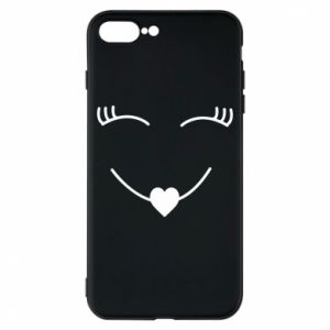 Phone case for iPhone 8 Plus Smiling face