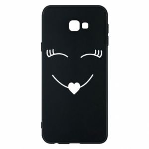 Phone case for Samsung J4 Plus 2018 Smiling face