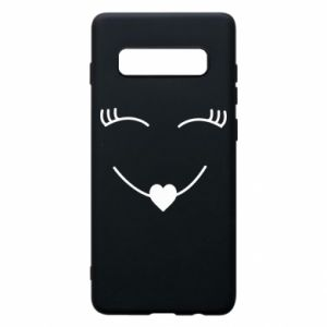 Phone case for Samsung S10+ Smiling face