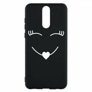 Phone case for Huawei Mate 10 Lite Smiling face