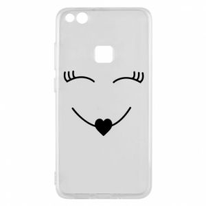 Phone case for Huawei P10 Lite Smiling face