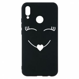 Phone case for Huawei P20 Lite Smiling face