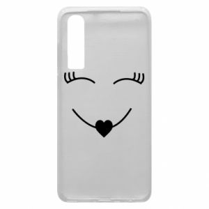 Phone case for Huawei P30 Smiling face