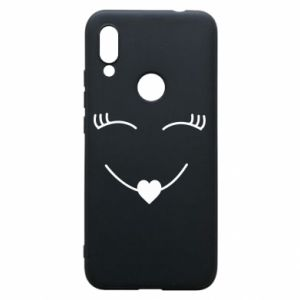 Phone case for Xiaomi Redmi 7 Smiling face