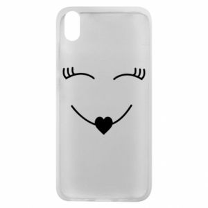 Phone case for Xiaomi Redmi 7A Smiling face