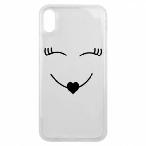 Phone case for iPhone Xs Max Smiling face