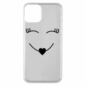 Phone case for iPhone 11 Smiling face