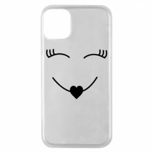 Phone case for iPhone 11 Pro Smiling face
