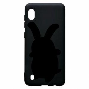 Samsung A10 Case Smiling Bunny