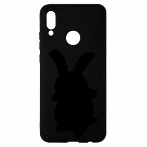 Huawei P Smart 2019 Case Smiling Bunny