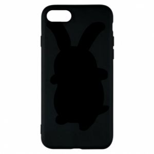 Phone case for iPhone 8 Smiling Bunny