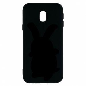 Phone case for Samsung J3 2017 Smiling Bunny