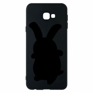 Phone case for Samsung J4 Plus 2018 Smiling Bunny