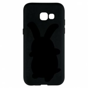 Phone case for Samsung A5 2017 Smiling Bunny