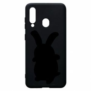 Phone case for Samsung A60 Smiling Bunny