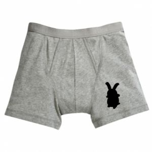 Boxer trunks Smiling Bunny
