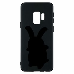 Phone case for Samsung S9 Smiling Bunny