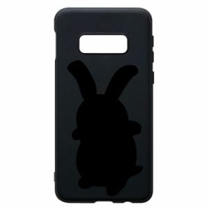 Phone case for Samsung S10e Smiling Bunny