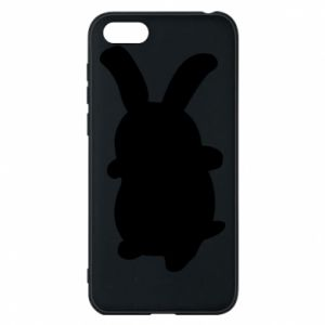 Phone case for Huawei Y5 2018 Smiling Bunny