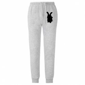 Męskie spodnie lekkie Smiling Bunny