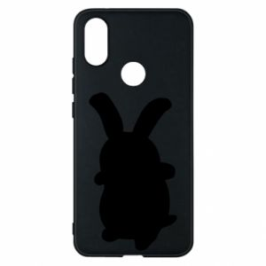 Phone case for Xiaomi Mi A2 Smiling Bunny