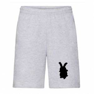 Men's shorts Smiling Bunny