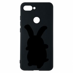 Phone case for Xiaomi Mi8 Lite Smiling Bunny