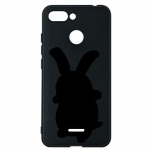 Phone case for Xiaomi Redmi 6 Smiling Bunny