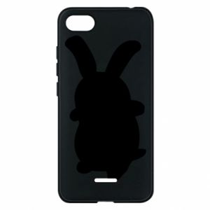 Phone case for Xiaomi Redmi 6A Smiling Bunny