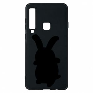 Phone case for Samsung A9 2018 Smiling Bunny