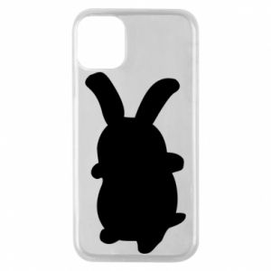 Phone case for iPhone 11 Pro Smiling Bunny