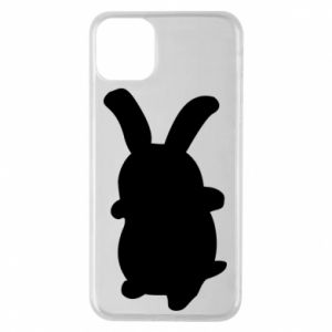 Phone case for iPhone 11 Pro Max Smiling Bunny