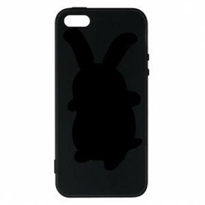 Phone case for iPhone 5/5S/SE Smiling Bunny