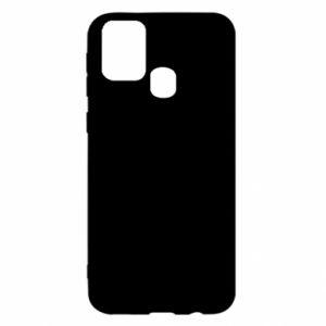 Samsung M31 Case Smiling Bunny
