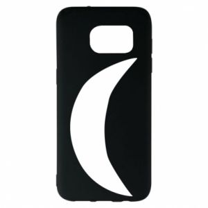 Samsung S7 EDGE Case Smile