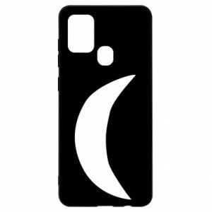 Samsung A21s Case Smile