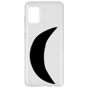 Samsung A31 Case Smile
