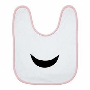 Śliniak Uśmiechnij się