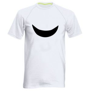 Men's sports t-shirt Smile