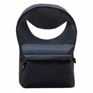 Backpack with front pocket Smile