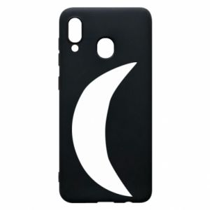 Samsung A20 Case Smile