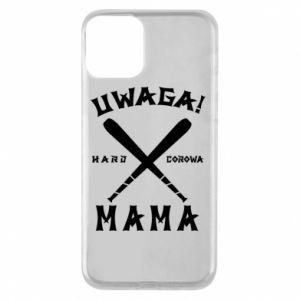 Etui na iPhone 11 Uwaga mama