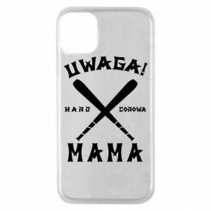 Etui na iPhone 11 Pro Uwaga mama