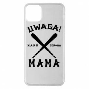 Etui na iPhone 11 Pro Max Uwaga mama