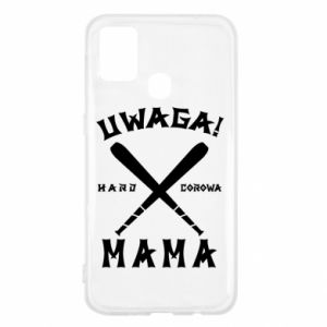 Samsung M31 Case Attention mom