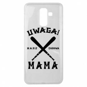 Samsung J8 2018 Case Attention mom