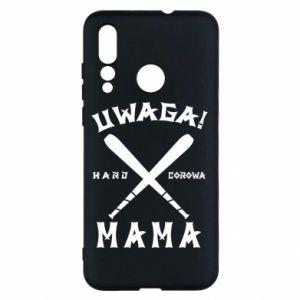 Huawei Nova 4 Case Attention mom