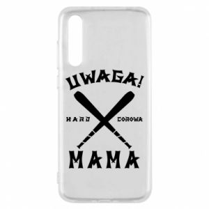 Huawei P20 Pro Case Attention mom